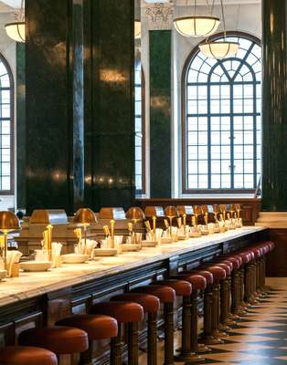 Edwin 'Ned' Lutyens' revamped interiors in The Ned