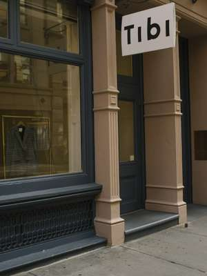 Tibi flagship on Wooster Street