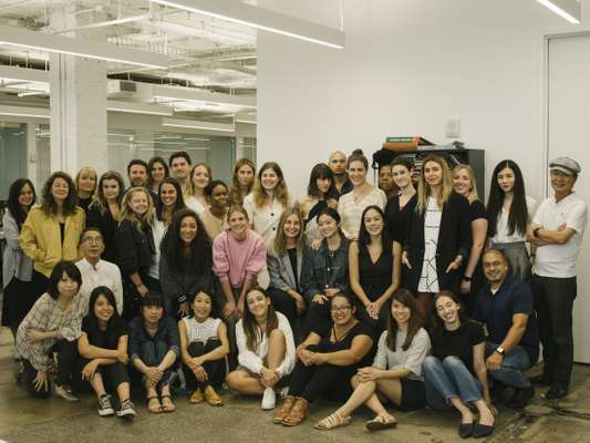 Tibi studio team in New York