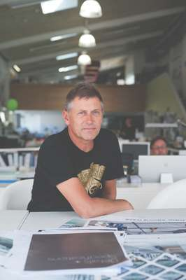Nick Barratt-Boyes, director of Studio of Pacific Architecture