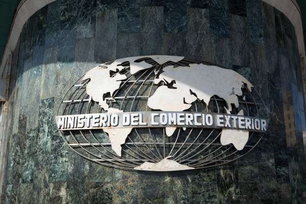 Cuba's ministry of foreign trade