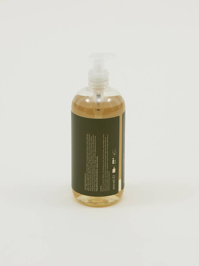 Monocle Alpine by Trehs body soap