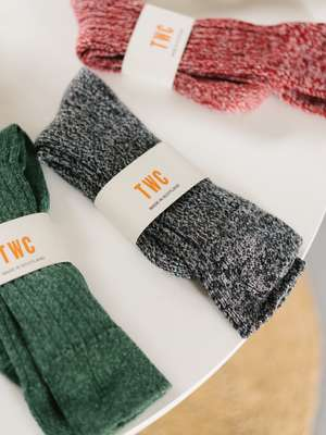 Merino-wool socks