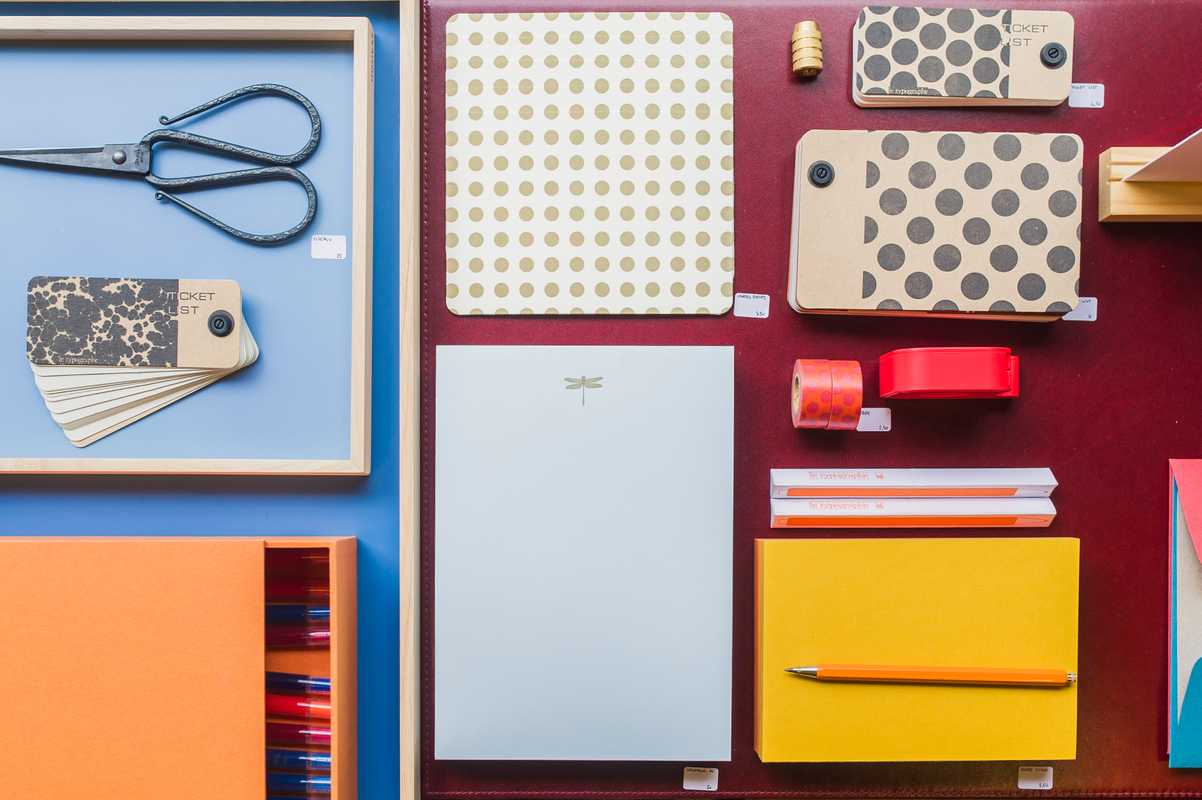 The Belgian stationery-maker has an impressive range