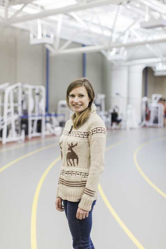 Track-running specialist Jessica O'Connell