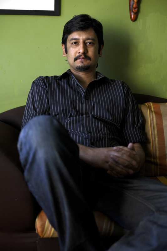 Umar Amanullah, senior producer for GEO TV and responsible for the Aag Music channel