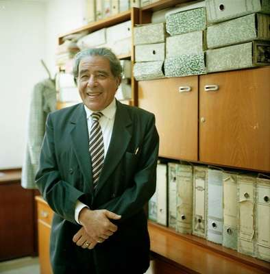 Mohamed Qraiem, spokesman for Tunis town hall