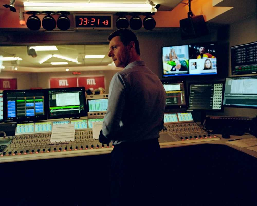 Inside the RTL control room