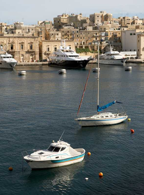 Cottonera waterfront