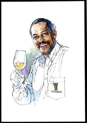 Vernon Henn – Winemaker, Western Cape, South Africa