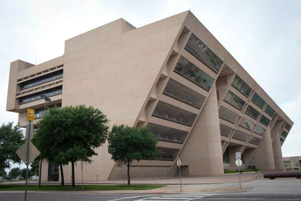 I.M. Pei's Dallas City Hall