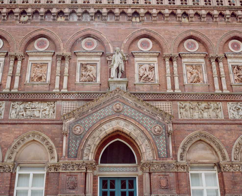 The Wedgwood Institute building