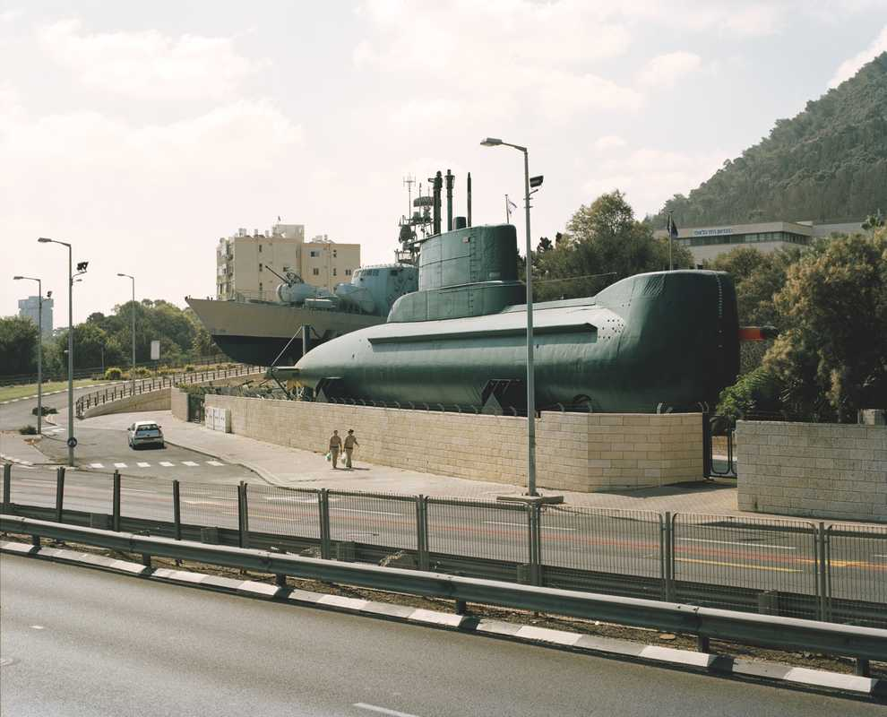 Haifa naval base