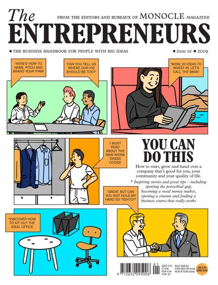 The Entrepreneurs 2019 cover
