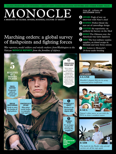 Military parade - Issue 56 - Magazine | Monocle