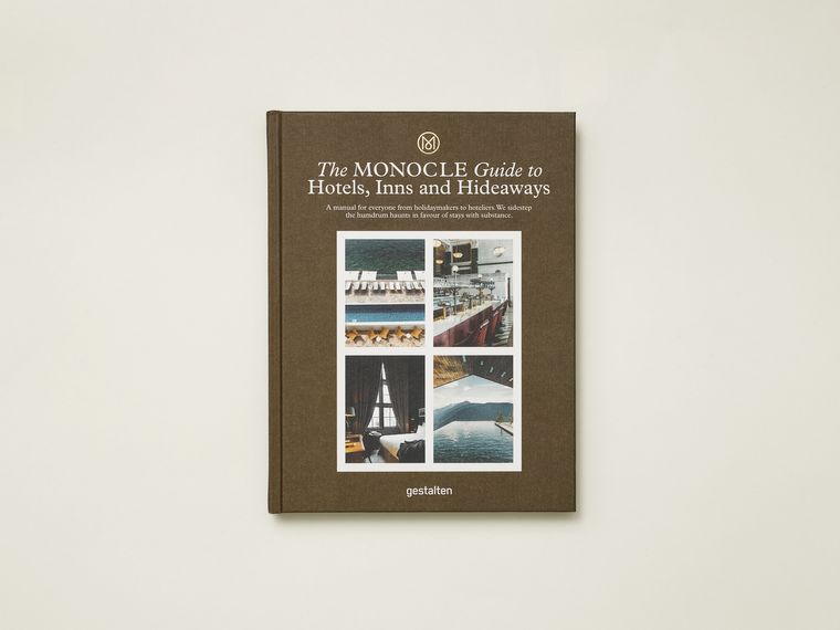 Launch event: The Monocle Guide to Hotels, Inns and Hideaways
