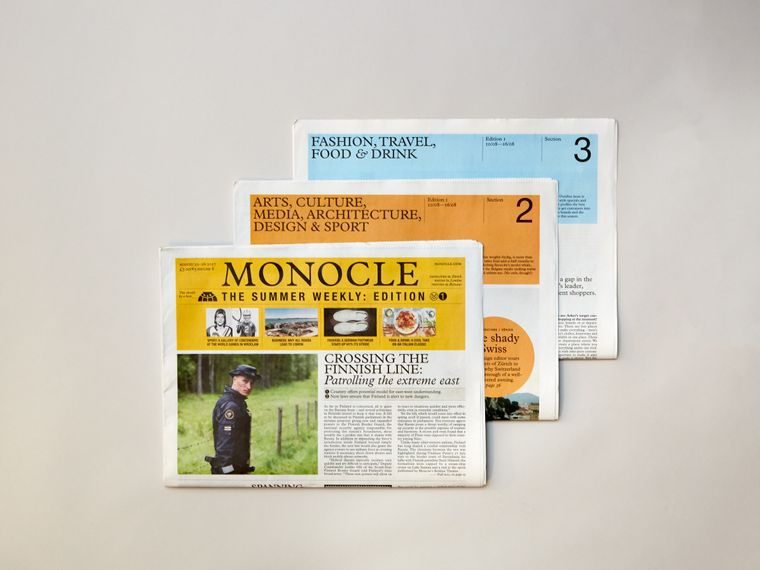 Monocle – The Summer Weekly: full collection