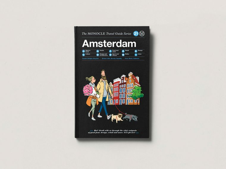 The Monocle Travel Guide, Amsterdam