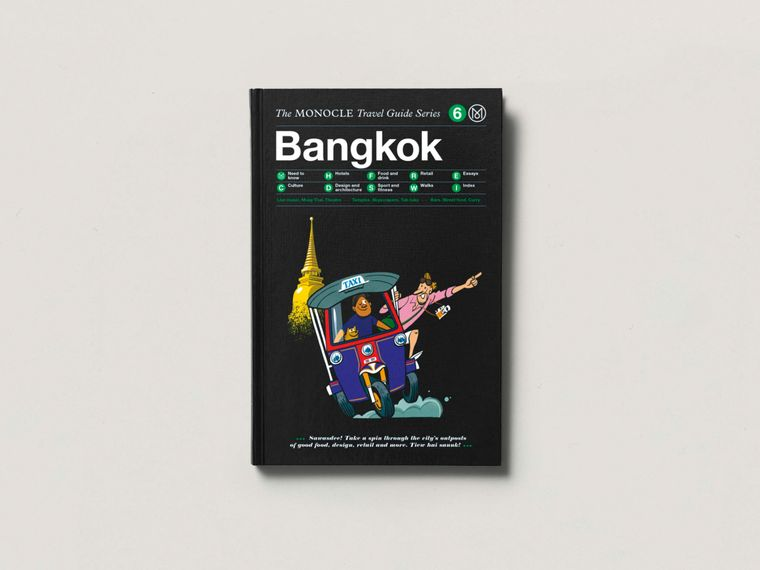 The Monocle Travel Guide, Bangkok