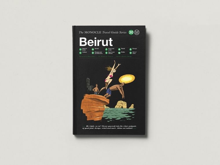 The Monocle Travel Guide, Beirut