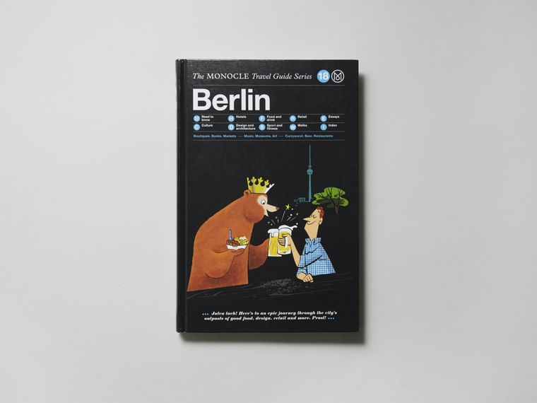 The Monocle Travel Guide, Berlin
