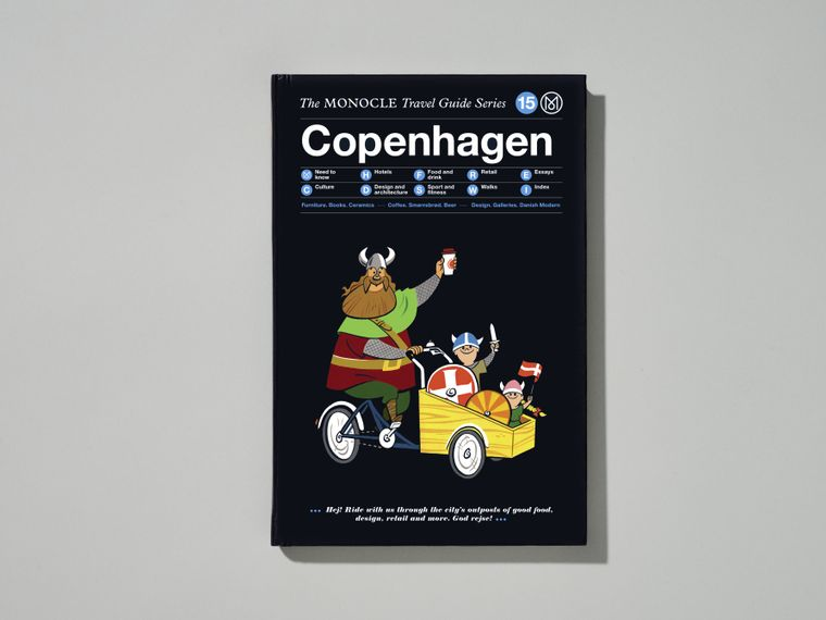 The Monocle Travel Guide, Copenhagen