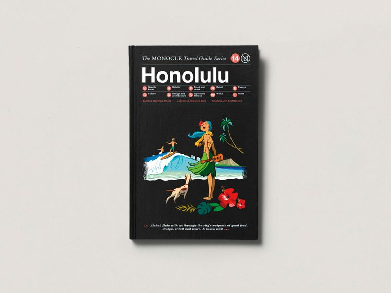 The Monocle Travel Guide, Honolulu