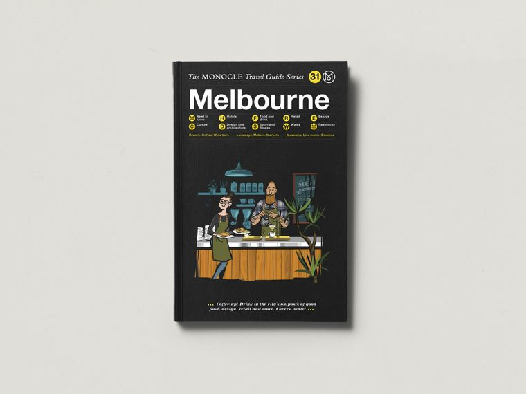 The Monocle Travel Guide, Melbourne