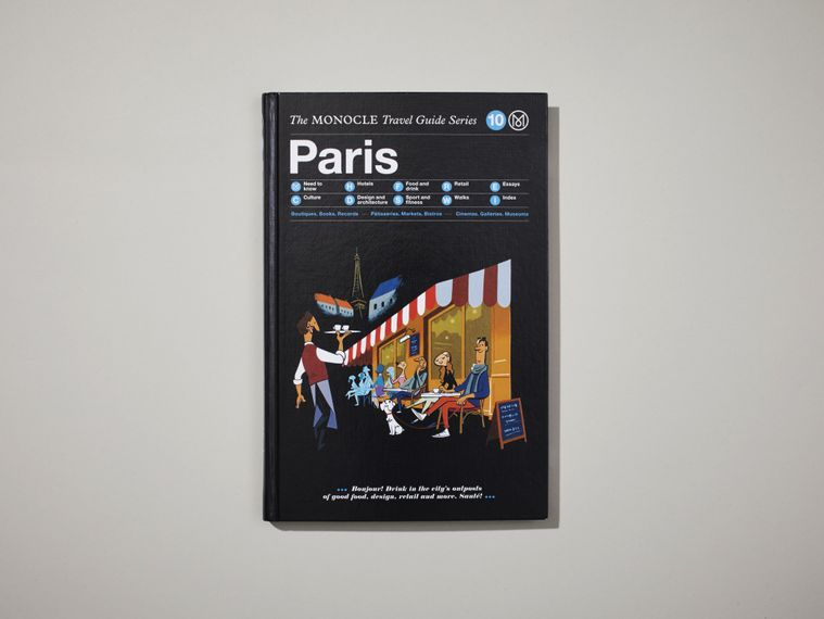 The Monocle Travel Guide, Paris