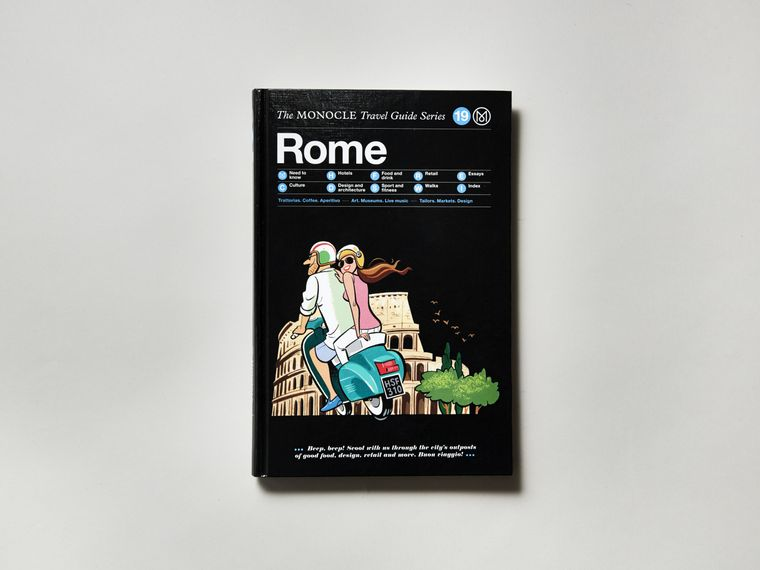 The Monocle Travel Guide, Rome