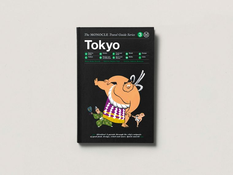 The Monocle Travel Guide, Tokyo
