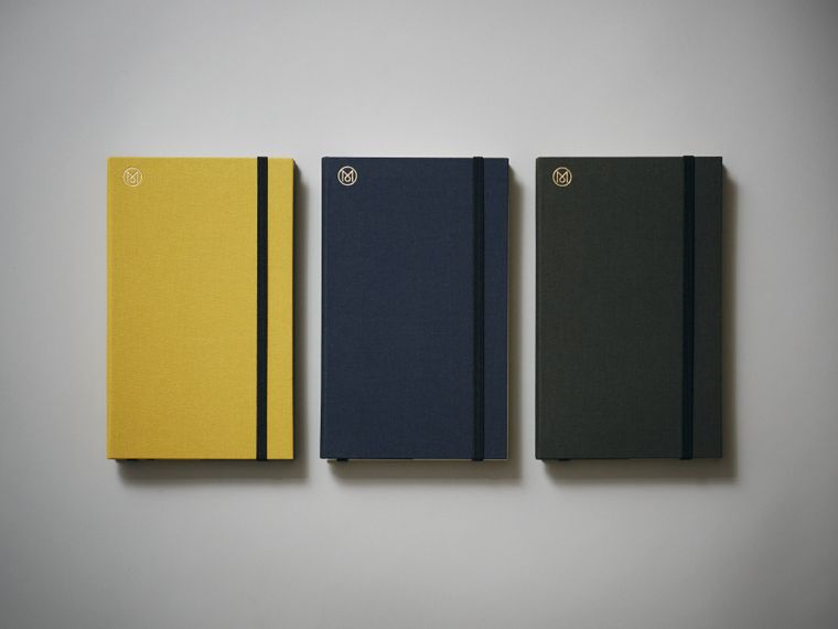 Monocle Accordion Pocket Notebook