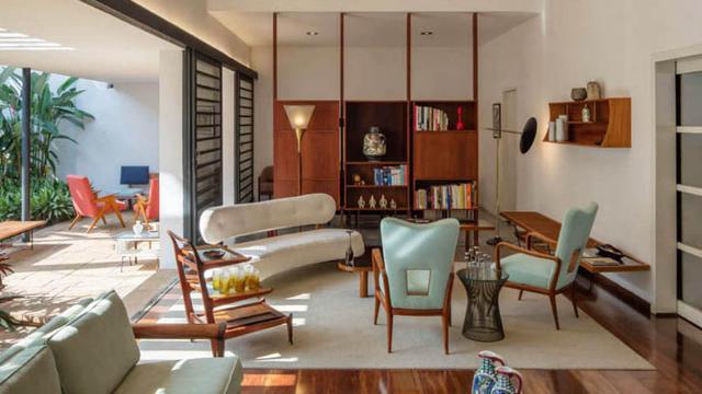 Apartamento 61 - Monocle on Design 360 - Radio