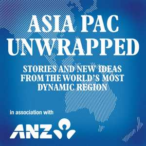 Cover art for Asia Pac Unwrapped