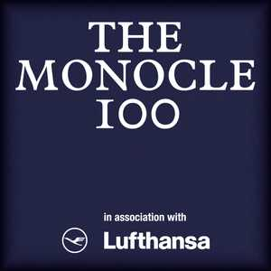 Cover art for The Monocle 100