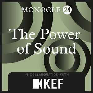 Cover art for The Power of Sound