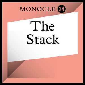 Cover art for The Stack