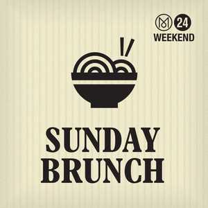 Cover art for Sunday Brunch