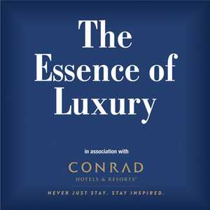 Cover art for The Essence of Luxury