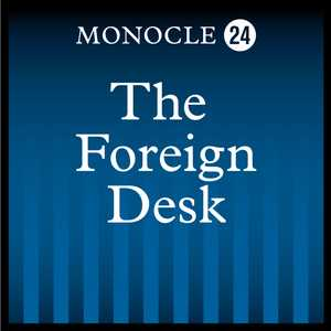 Cover art for The Foreign Desk