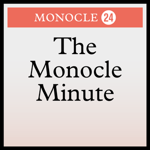 Cover art for The Monocle Minute