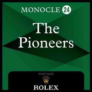 Cover art for The Pioneers