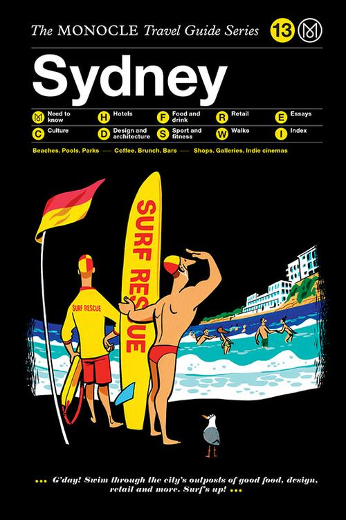 Book jacket image for the Sydney travel guide 5708e6fad33